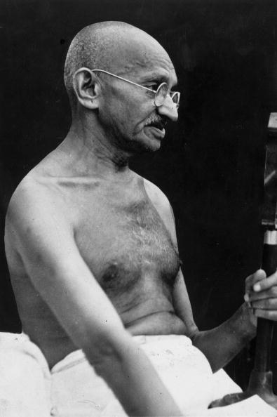 Mahatma Gandhi is known to use Aloe Vera to maintain a good level of body strength during his long fast.